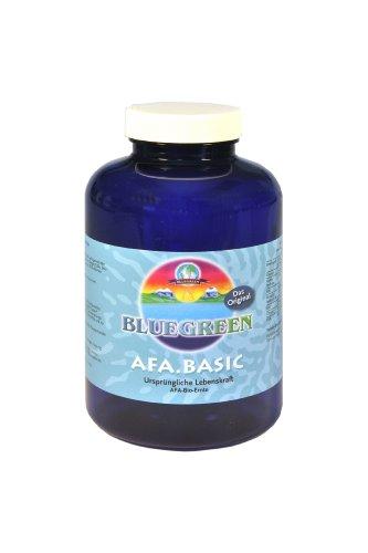 Bluegreen AFA Basic Presslinge 90g ca. 360 Stück Familiendose