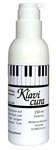 Klavicura Reinigungs- und Pflegemittel für Klaviere und Flügel (150 ml)