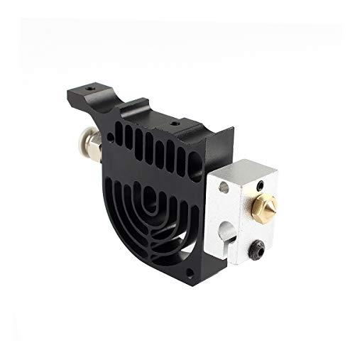 BCZAMD Prusa Mini kit Hotend assemblato con blocco riscaldante V6 ugello da 0,4 mm per Prusa Mini pezzi di ricambio o fai da te