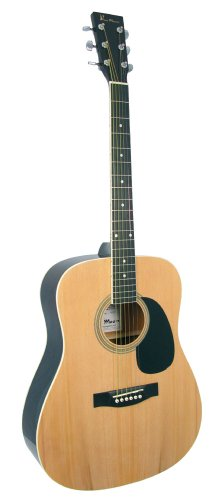 Blue Moon BG-18-N - Guitarra acústica