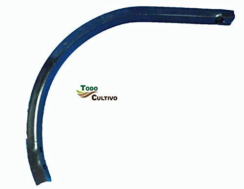 Brazo chisel 40x30 2461-CL largo. Cultivador de arado.
