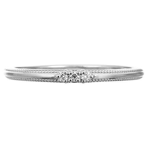 [ココカル]cococaru プラチナ リング ダイヤ ダイヤモンド 指輪 pt900 ギフト 記念日 プレゼント 日本製(8)