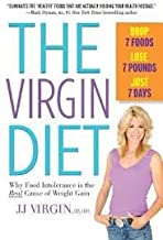 By J Virgin: The Virgin Diet: Drop 7 Foods, Lose 7 Pounds, Just 7 Days [Hardcover]
