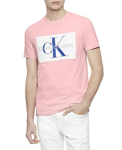Pink Calvin Klein Shirt