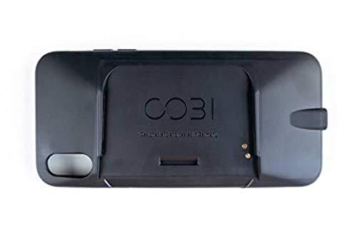 COBI.bike Mount Case für iPhone X Schutzhülle, schwarz