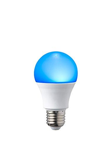 ACTION by WOFI lamps Deko - lampen, plastic, E27, 22,5 W, wit, 6 x 6 x 10,8 cm, 3 stuks