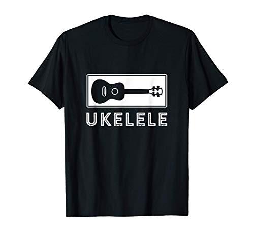 Amante de la música y del Ukelele, Músico vintage Camiseta