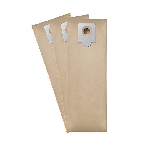 ✧WESSPER® Staubsaugerbeutel für Hilti - VC 20-U(M)-Y (3 Stück, Papiersäcke)