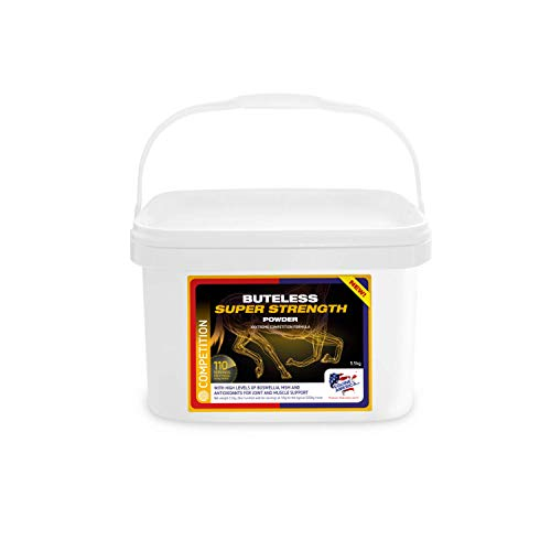 Equine America Buteless Original High Strength Powder| Premium Ready To Use Horse & Pony Supplement | Support For Joints & Mobility | 5.5kg