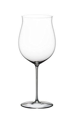 Riedel Superleggero Burgundy Grand Cru Wine Glass, Single Stem, Clear