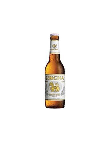 Singha - Lager Bier Thailand 5,0% Vol. - 0,33l