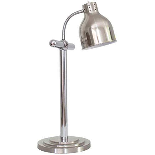 250W warmtekamp voor levensmiddelen, zelfbediening, levensmiddelen, isolatie, tafellamp, tentoonstellinglamp, commerciële draagbare kop, levensmiddelen, vochtinbrengende lamp, infrarood verwarmingslamp