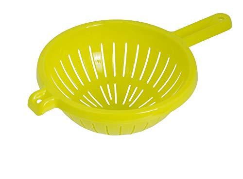 ORYX Escurridor/Colador Cocina con Mango Ø 22 cm, Verde