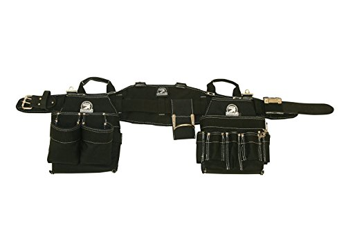 Gatorback B240 Electrician's Combo with Pro-Comfort Back Support Belt....