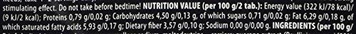 THERMO FAT BURNER MAX – 120 tabs/1000mg NEW (MAX series) - 5