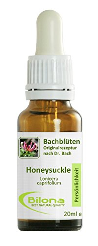 Joy Bachblüten, Essenz Nr. 16: Honeysuckle; 20ml Stockbottle