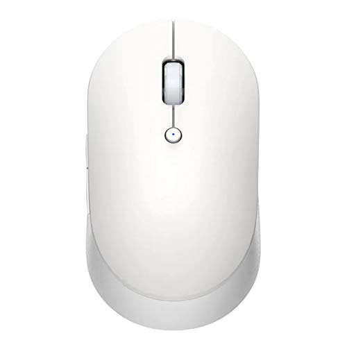 Xiaomi Mi Dual Mode Wireless Mouse Silent Edition, White