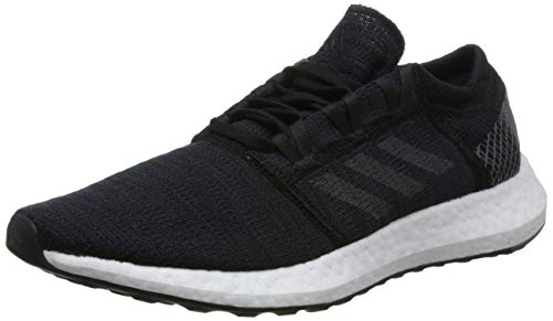 adidas Men's Pureboost Element Running Shoes, Black (Core Black/Grey Five/Grey Four F17), 3.5 UK