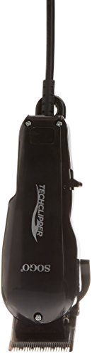 Sogo CPE-SS-3525 - Set cortapelo profesional, color negro