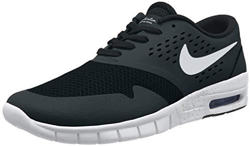 Nike SB Eric Koston 2 Max Schuhe black-metallic silver-white - 40