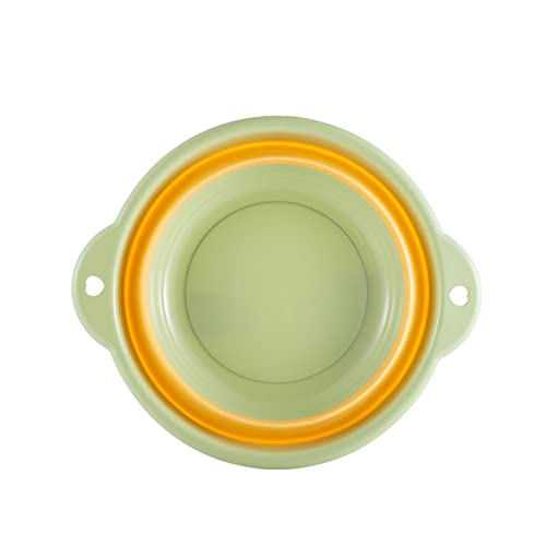 laoonl Cubo de lavado portátil plegable para cocina doméstica al aire libre, turismo o camping