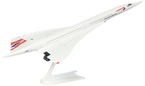 Daron Skymarks British Concorde Building Kit, 1/250 Scale