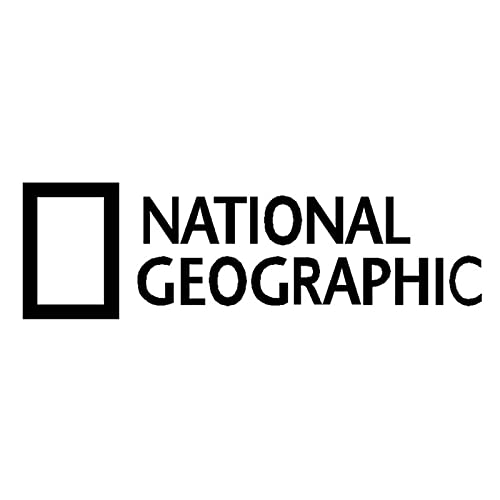 LIHONG 15 cm * 4,5 cm País Creativo Canal geográfico Etiqueta engomada de Vinilo Decorada Negro/Plata/Rojo/Amarillo/Azul (Color : 1, Size : 24x7 cm)