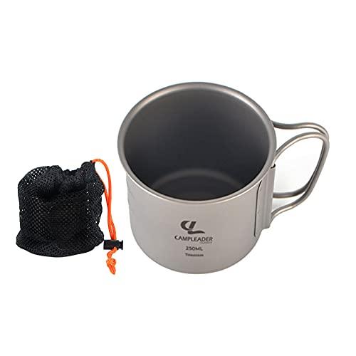HomeDecTime Taza Plegable de Camping Taza de Agua de Viaje Vajilla Hogar Utensilios Sólo