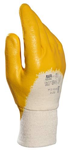 Mapa Professional Titan Lite-397 GR - KABEL Gants de protection, Jaune (2) , taille 10