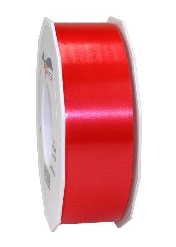 Präsent - Cinta para Regalos (40 mm, 91 m), Color Rojo ⭐