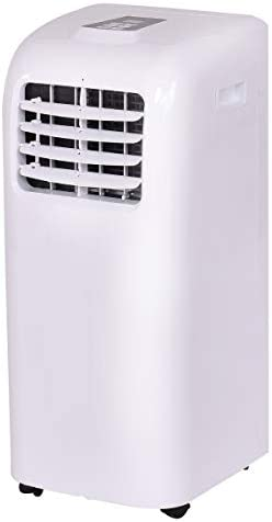 GOFLAME 10000BTU Air Conditioner Portable Standing Room AC Unit with Remote Control and LED product image