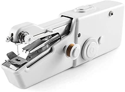 New now Sewing Machines for Home Tailoring use, Electric Sewing Machine, Mini Portable Stitching Machine Hand held Manual silai Machine