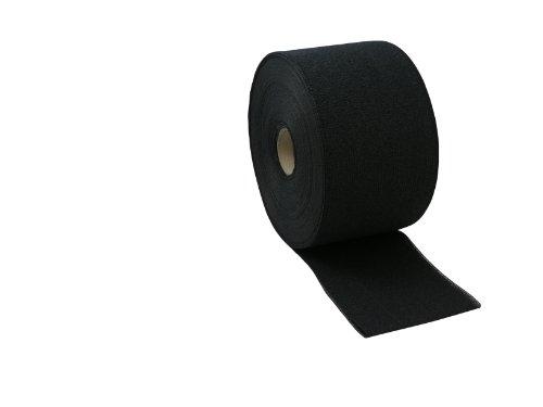 Noor Zaunblende Textil, Grau, 0,19 x 70 m