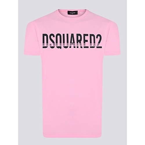DSquared   Camiseta Manga Corta - 100% Algodón - Todas Las Temporadas Temporada 2020 - Hombre    
