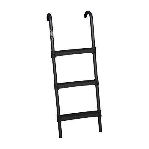 Freestyle Trampoline 360/430 Grote ladder, kunststof, zwart, voor trampoline, 99 cm x 36,5 cm