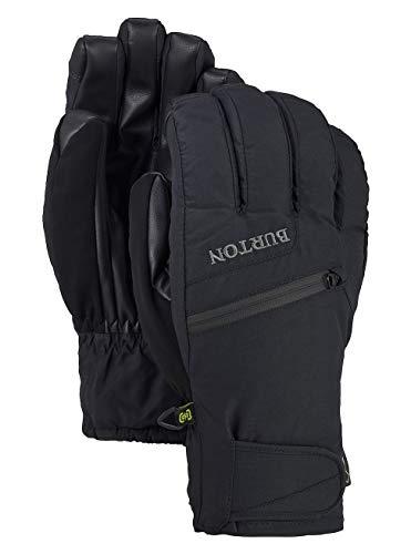 Burton 10354100002 Gants de Snowboard Homme, True Black, FR : M (Taille Fabricant : M)