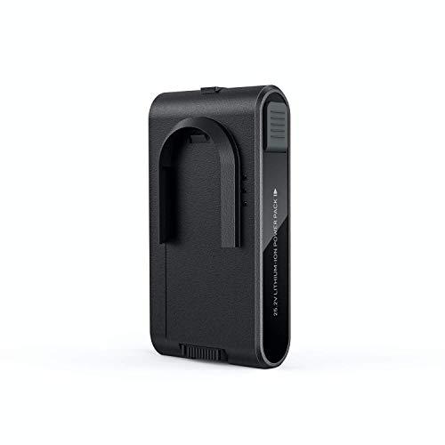 eufy HomeVac Lithium-Ion Akku-Set, Austauschbare Batterie für HomeVac S11 Go & S11 Infinity, in Schwarz