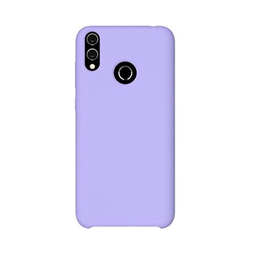 Jancyu Compatibile con Custodia Huawei Honor View 10 Lite,Huawei Honor 10 silicone Soft Caso Ultra Sottile Protettivo a 360 gradi Anti-Graffio Shock-Absorption Cover (porpora, Honor View 10 Lite)