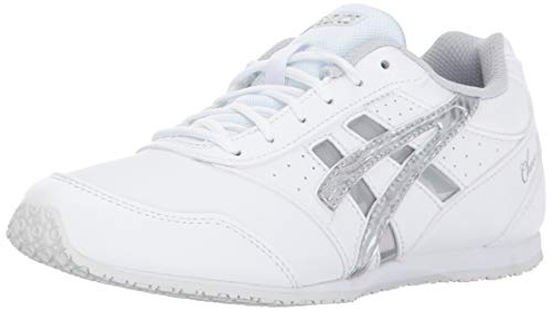 Asics K13 Cheer 8 GS Youth Shoes, White