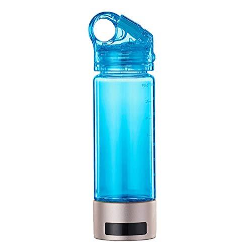 EXCEART 400 Ml D'eau Ioniseur Santé Tasse en Plastique Écologique Hypochlorite de Sodium Fabricant pour Le Nettoyage de La Cuisine à Domicile (Bleu)