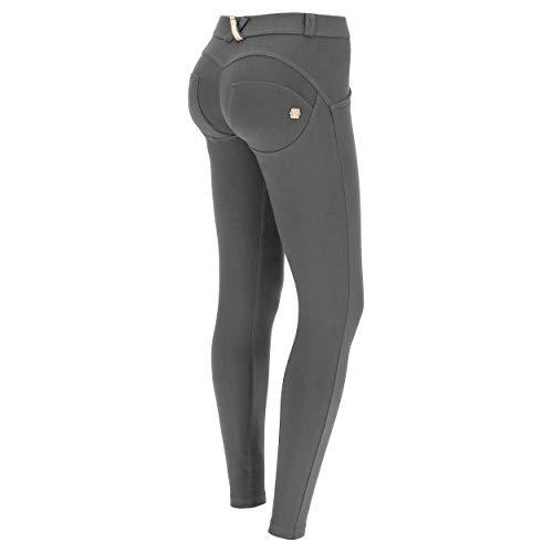 FREDDY Pantalone WR.UP Skinny in Cotone Elasticizzato - Pewter - Medium
