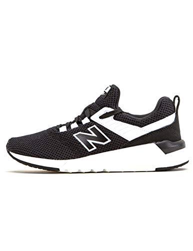 New Balance Ws009, Zapatillas Mujer, Negro (Black/White Black/White), 40 EU