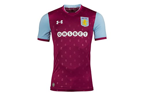 Aston Villa Home Shirt 2017/18