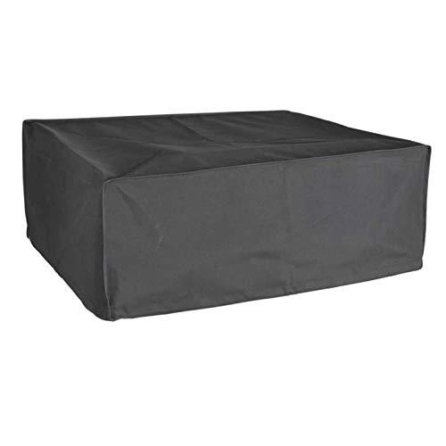 180x90x65 cm Beige GREEN CLUB Housse de protection pour table