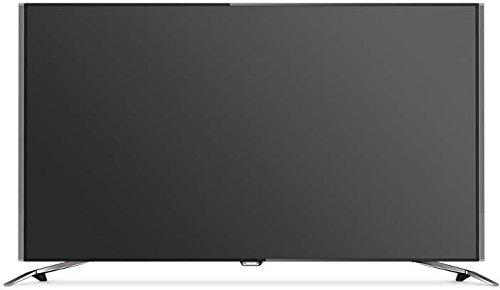 Philips 65PUS8601/12 165,1 cm (65 Zoll) Ultraflacher Android 4K UHD-Fernseher mit 4-seitigem Ambilight undPerfect Pixel Ultra HD schwarz