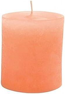 kameyama candle(カメヤマキャンドル) ラスティクピラー70×75 「 オレンジ 」(A4930010OR)