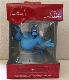 NEW Hallmark 2019 DISNEY Aladdin GENIE Christmas ORNAMENT
