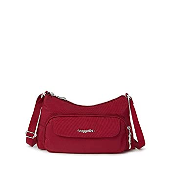 Baggallini womens Everyday Bagg Apple,One Size