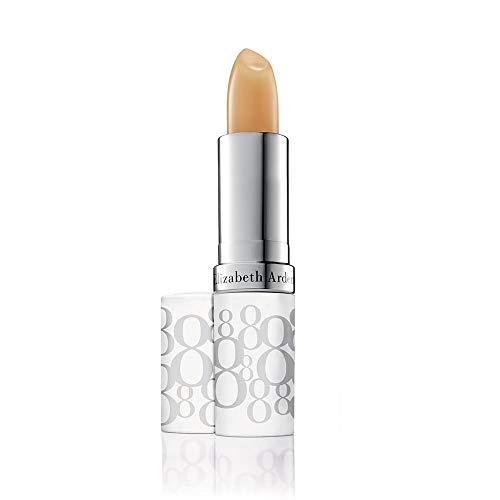 Elizabeth Arden – Eight Hour Cream – Baume Protecteur pour Lèvres – IPS 15 – Transparent & Effet Glossy – 3,7 g