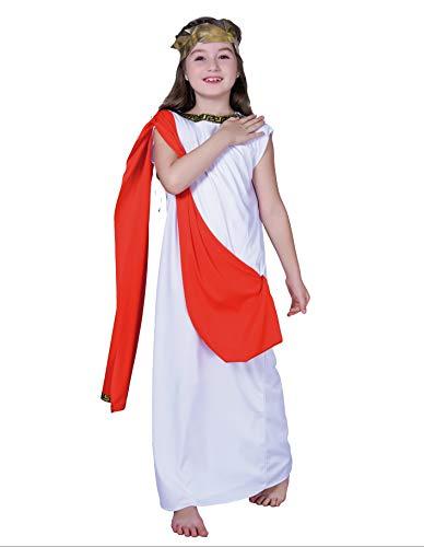 PARTY FIESTA Disfraz Romana (7-9)